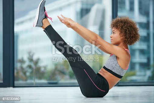 istock Prove to yourself that you have what it takes 615233580