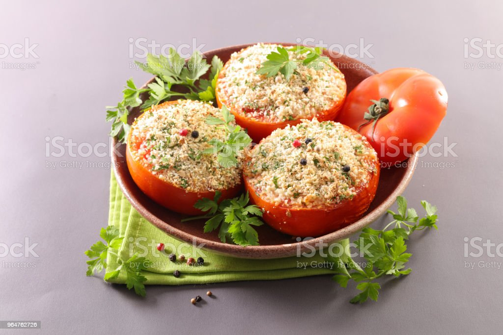 provencal tomato royalty-free stock photo
