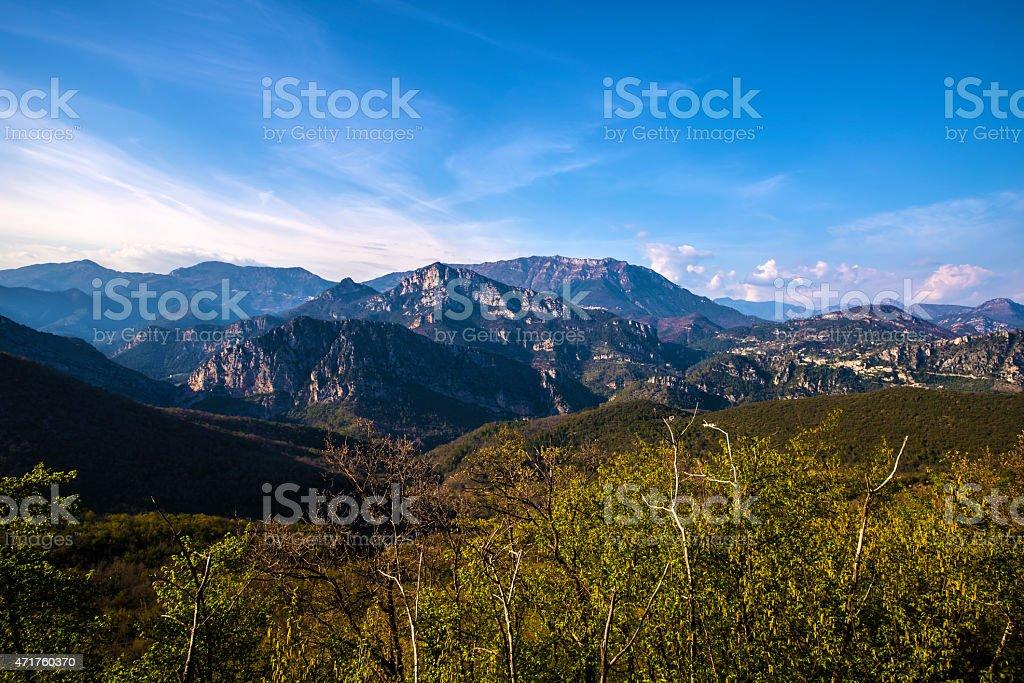 Provence France stock photo