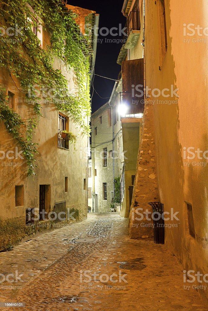 provence street stock photo