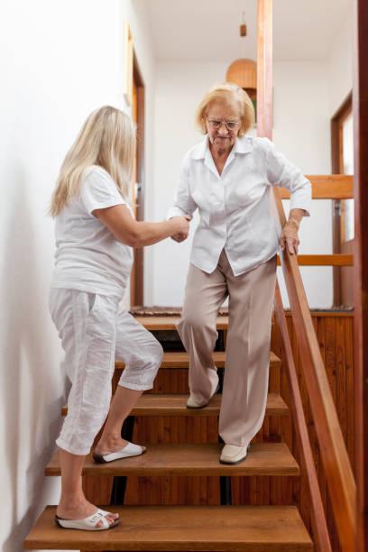 Hilfe und Unterstützung für ältere Menschen – Foto
