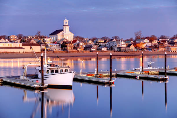Provincetown, Cape Cod Provincetown is a town located at the extreme tip of Cape Cod. Sometimes called P-town the town is known for its beaches, harbor, artists, tourist industry, and its reputation as a gay village. cape cod stock pictures, royalty-free photos & images
