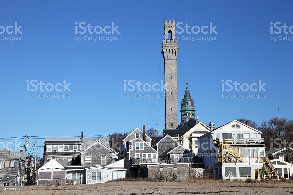 Provincetown stock photo