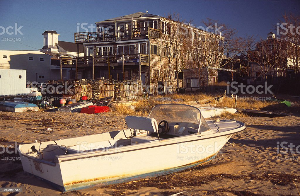 Provincetown foto stock royalty-free