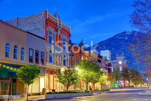 Provo is the third-largest city in Utah, United States. It is 43 miles south of Salt Lake City along the Wasatch Front.