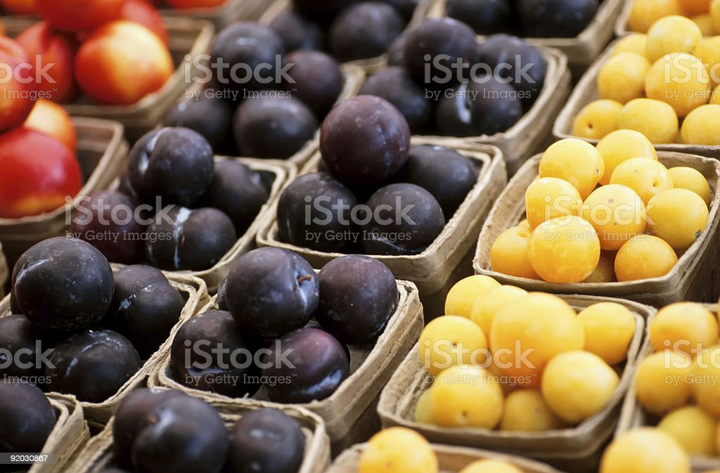 Prunes royalty-free stock photo