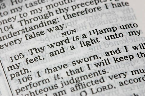 psaltery 1 19:10 5 - geführtes lesen stock-fotos und bilder
