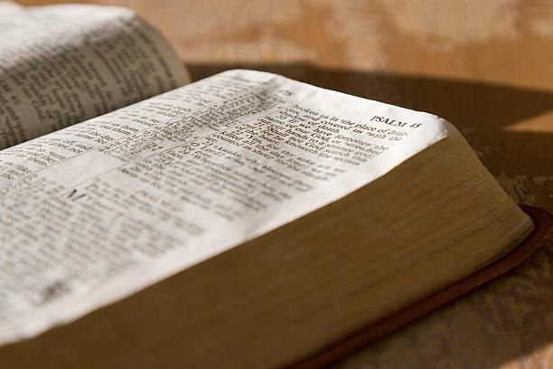 psalm - psalm stock-fotos und bilder