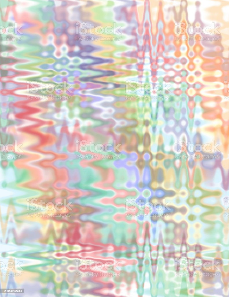 Psychedelic Background stock photo