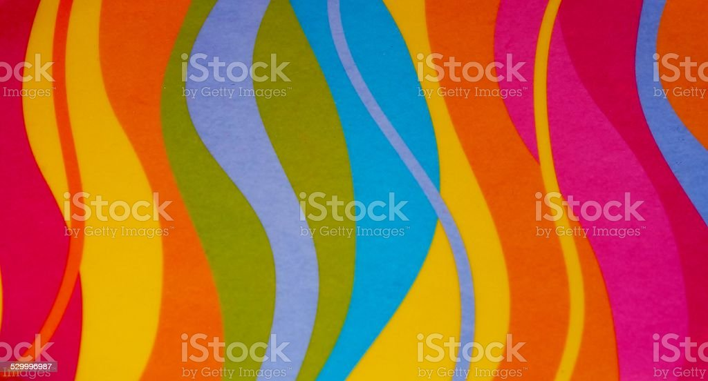 Psychedelic Colors stock photo