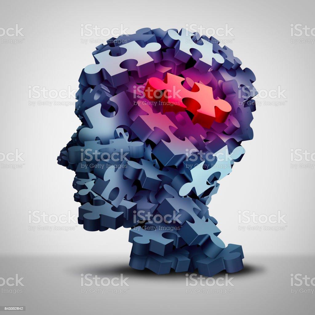 Psychiatric Patient stock photo
