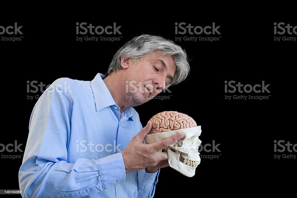 Psychoanalysis stock photo