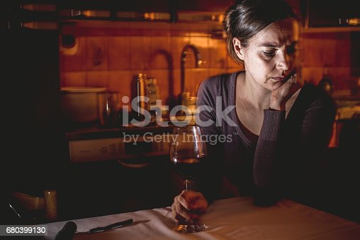 istock Psychological Stress Chronic Worry and Fear 680399130