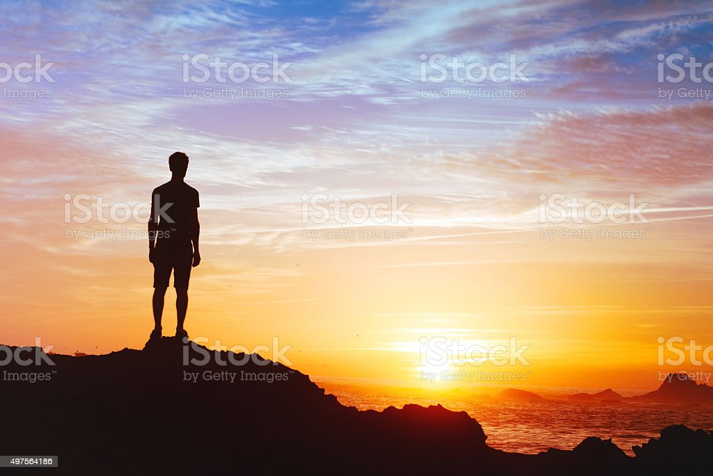 psychology, life changing concept stock photo