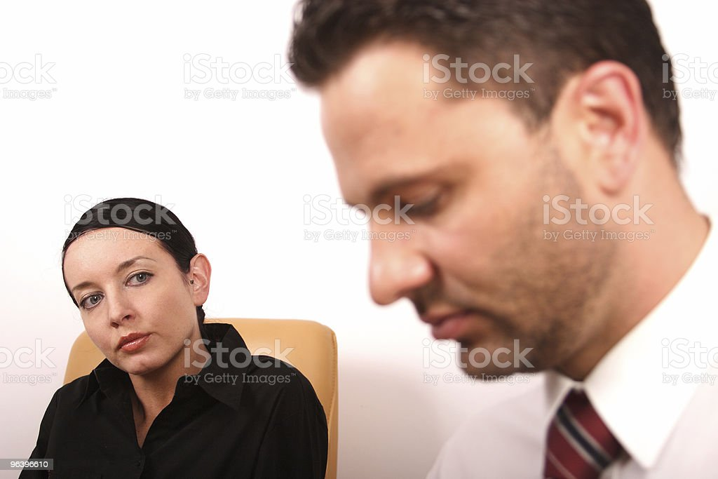 Psychotherapy 2 royalty-free stock photo