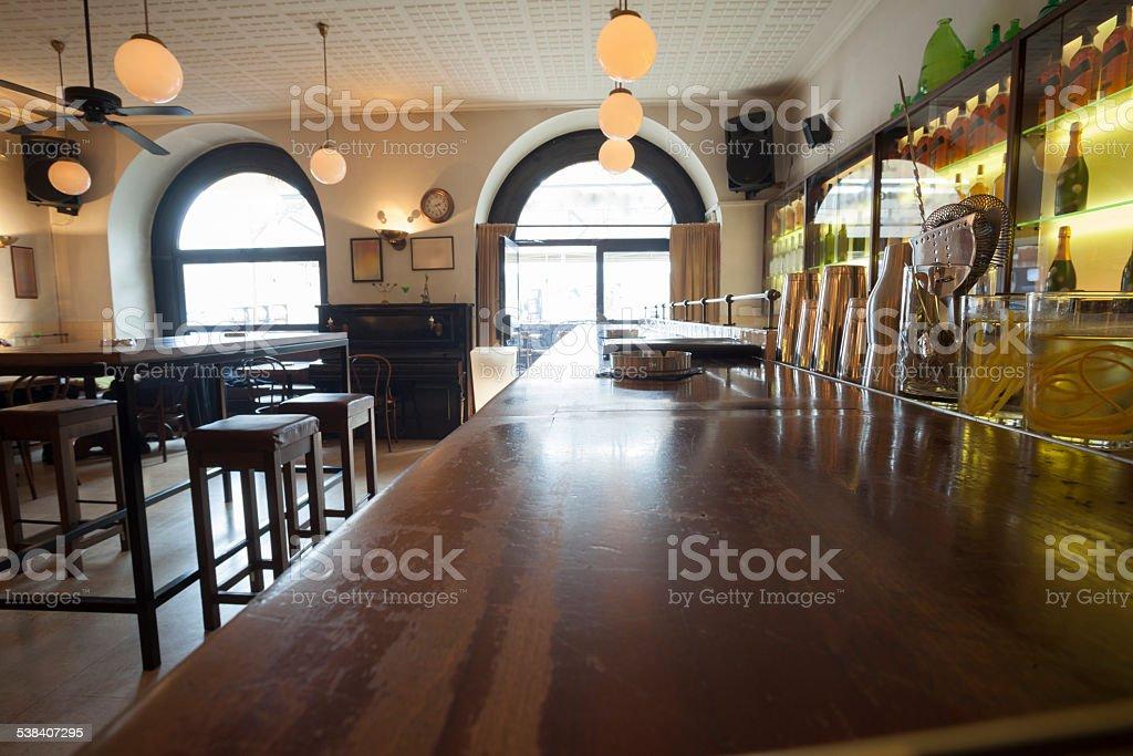 pub-Innenansicht – Foto
