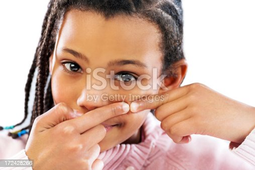 istock Puberty age and acne problems. 172428266