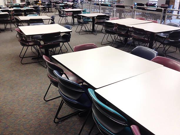 Public academic cafeteria