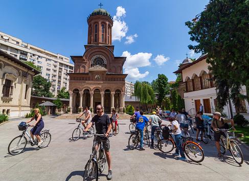 Public historical buildings - Bucharest Romania