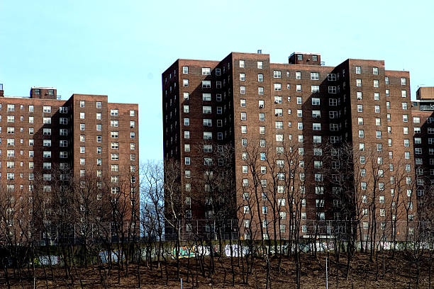 Public Housing stock photo