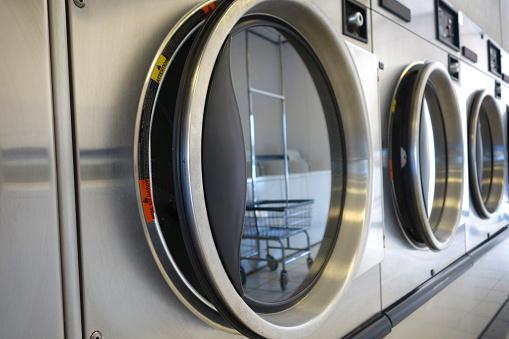 public laundromat