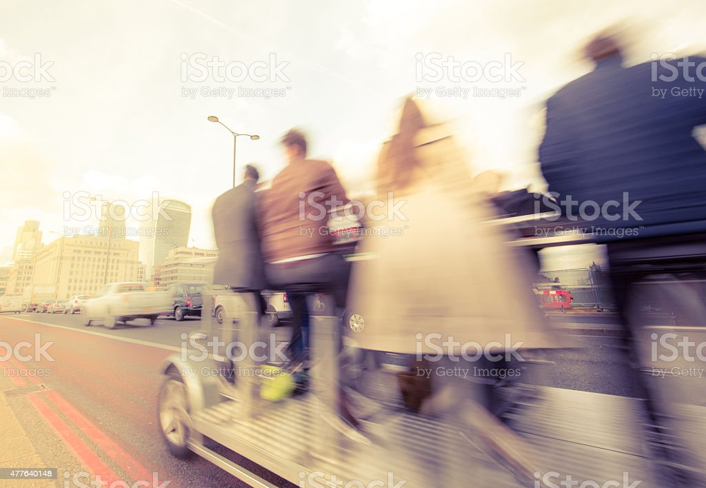 public modern wagon stock photo