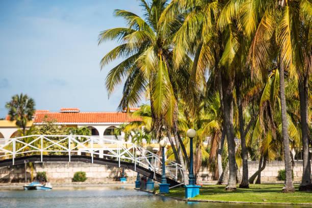 Öffentlicher Park Josone, Varadero, Kuba – Foto