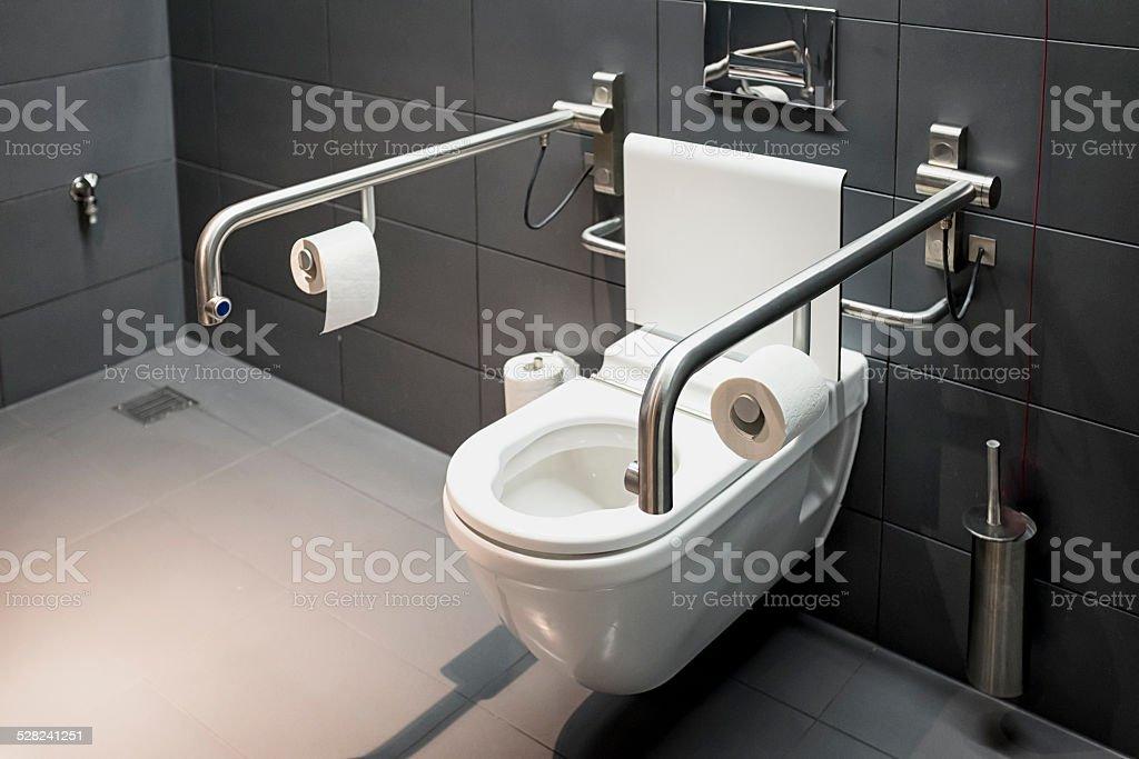 Öffentliche Toilette – Foto