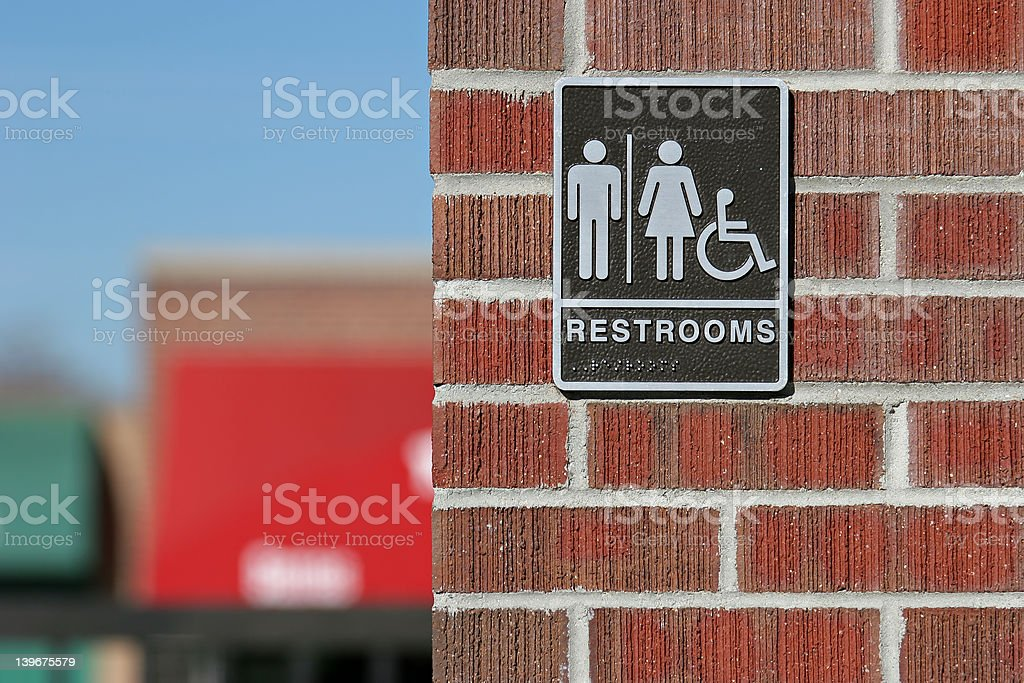 Öffentliche Toiletten – Foto