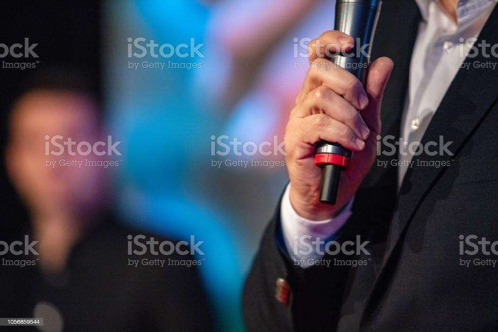 Redner – Foto