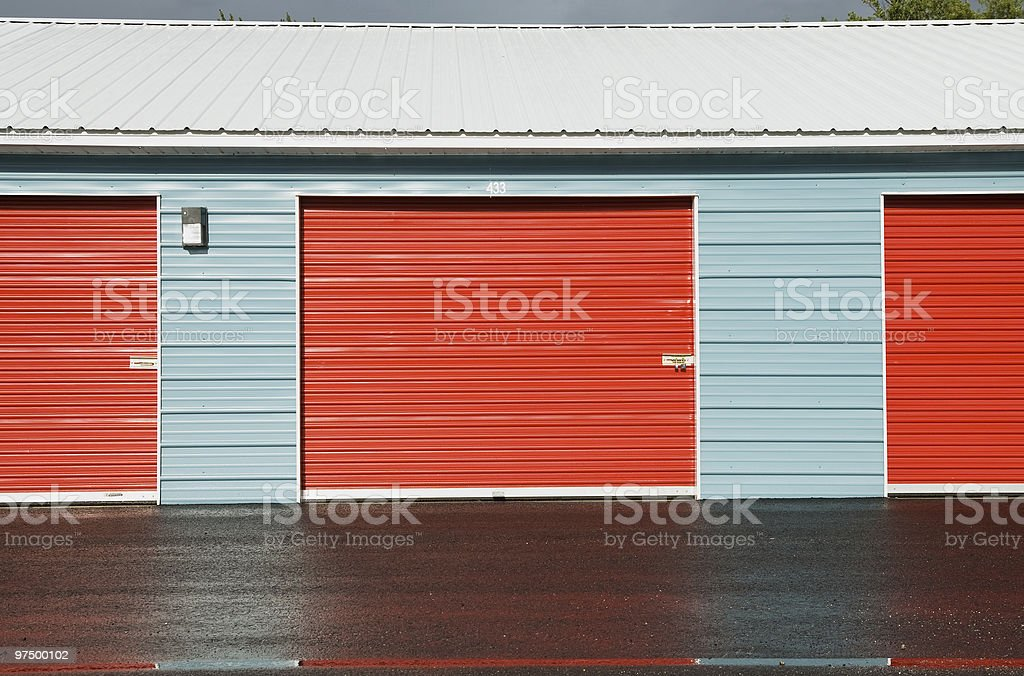Public Storage # 1 royalty-free stock photo