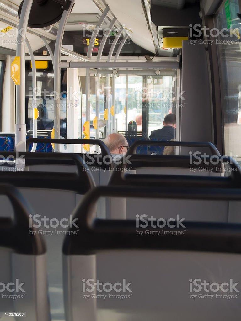 Public Transport royalty-free stock photo