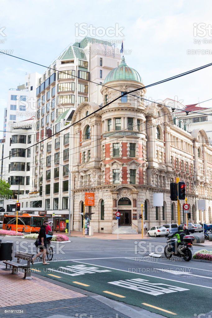 Public Trust Office Building In Wellington, New Zealand Royalty Free Stock  Photo Amazing Pictures