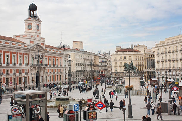Royalty free puerta del sol pictures images and stock for Puerta del sol 9 madrid