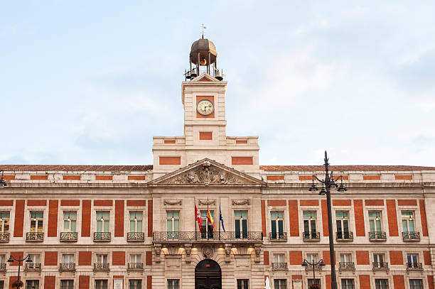 Royalty Free Puerta Del Sol Pictures Images And Stock