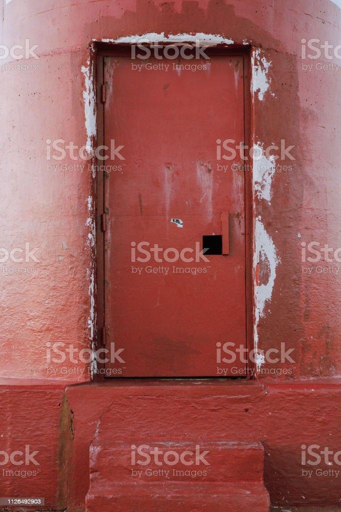 Puerta - foto de stock