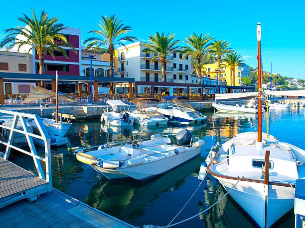 Puerto Andratx, Mallorca stock photo