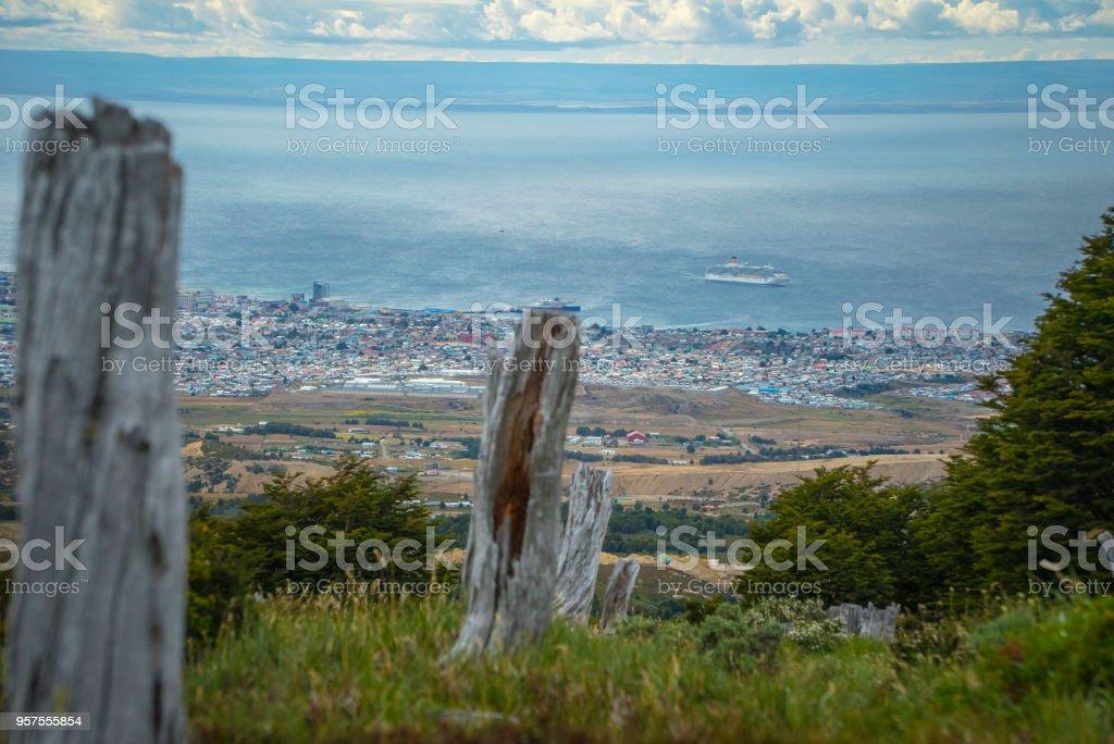 Puerto Chacabuco paysage - Photo
