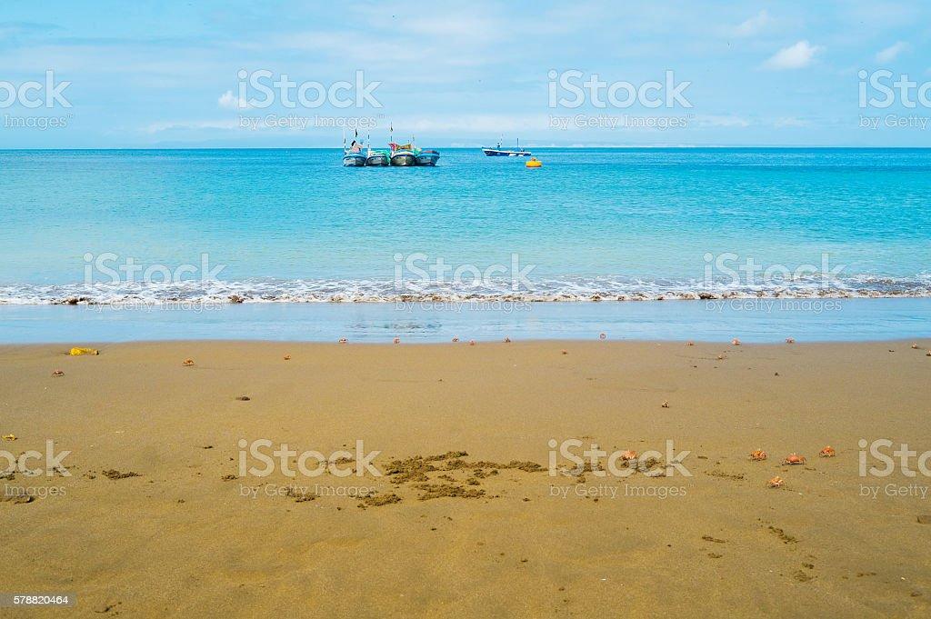 Puerto Lopez Stock Photo & More Pictures of Beach - iStock