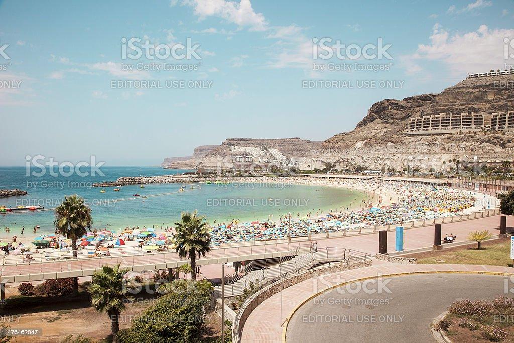 Puerto Mogan Gran Canaria Islas Canarias Espana Foto De Stock Y Mas