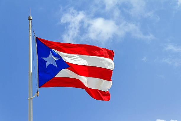 Puerto Rico Flagge  – Foto