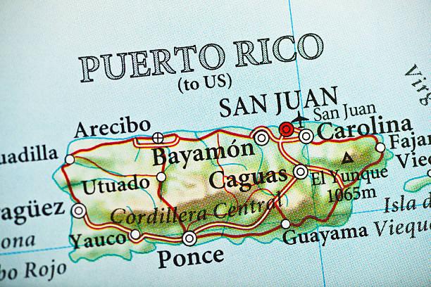 Puerto Rico stock photo