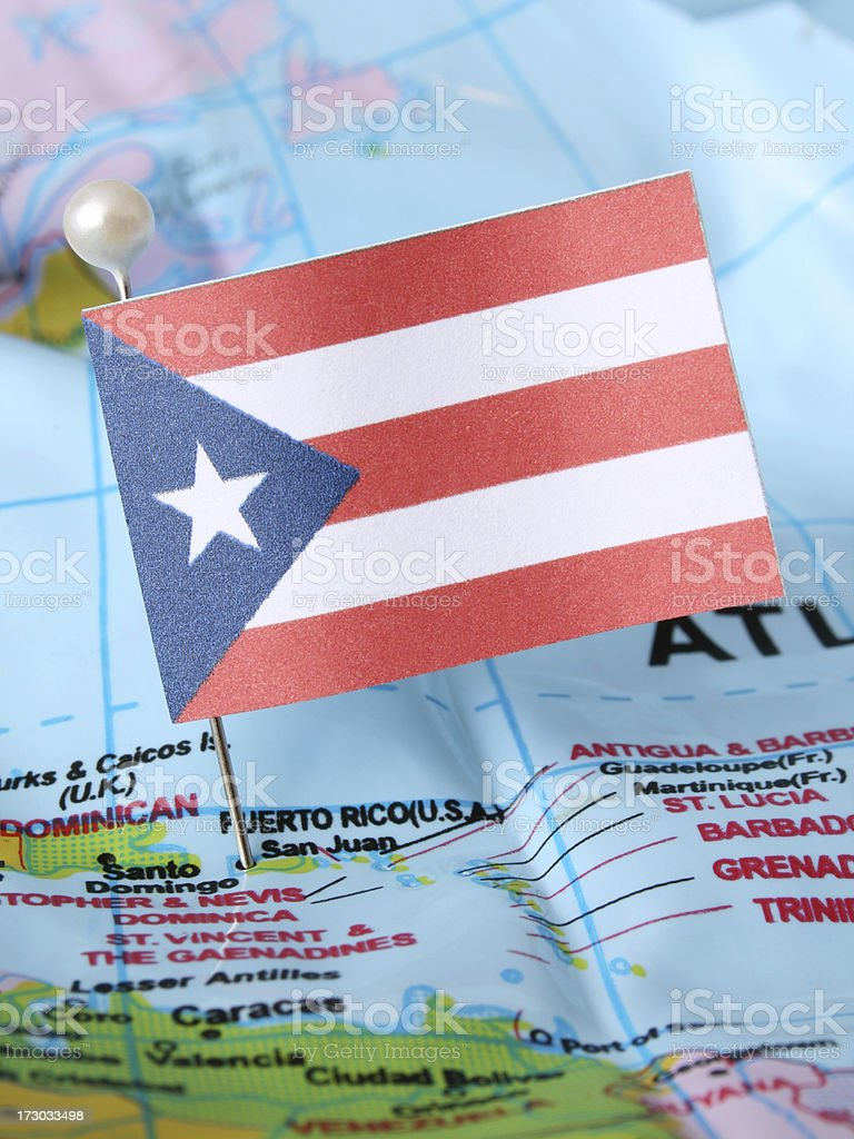 Puerto Rico - foto de stock