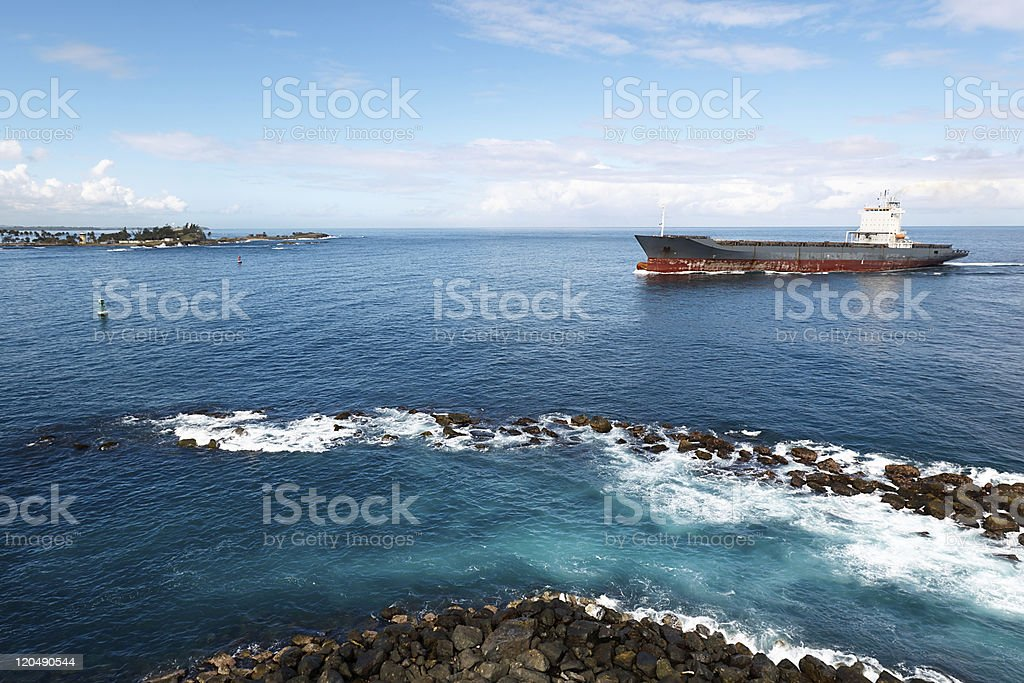 Puerto Rico- san juan bay stock photo
