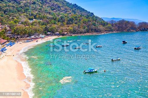 Puerto Vallarta beaches and scenic ocean views