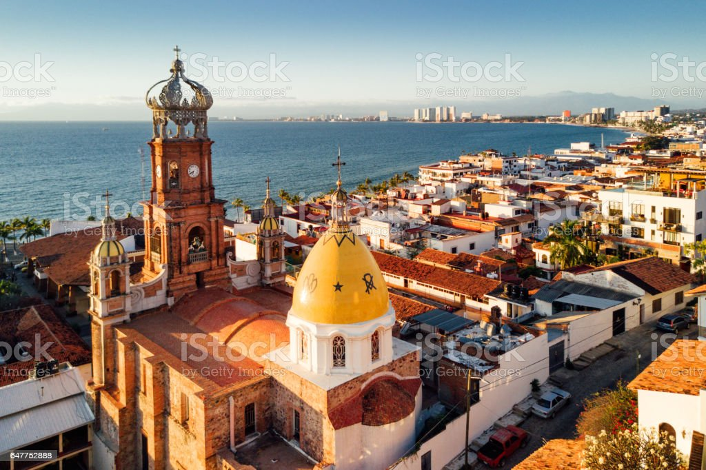Puerto Vallarta Mexico stock photo