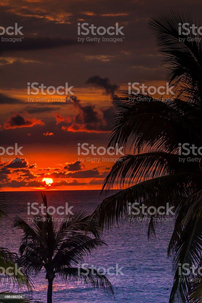Puerto Vallarta Sonnenuntergang 2 – Foto