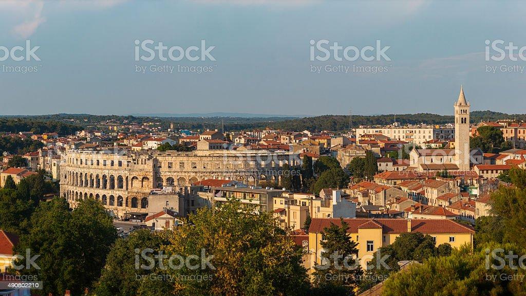 Pula Istrien, Kroatien – Foto