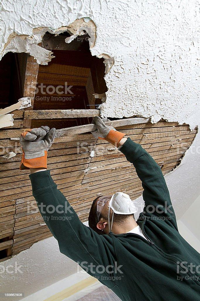 Pull Ceiling Lathe stock photo