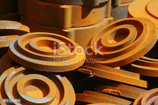 istock Pulley Background 691137504